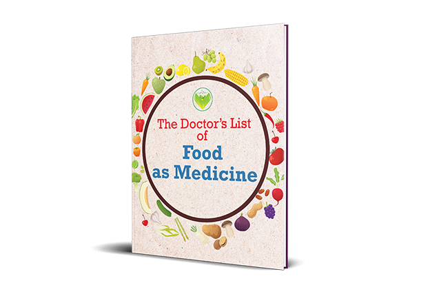 The Doctor's List of Food as Medicine
